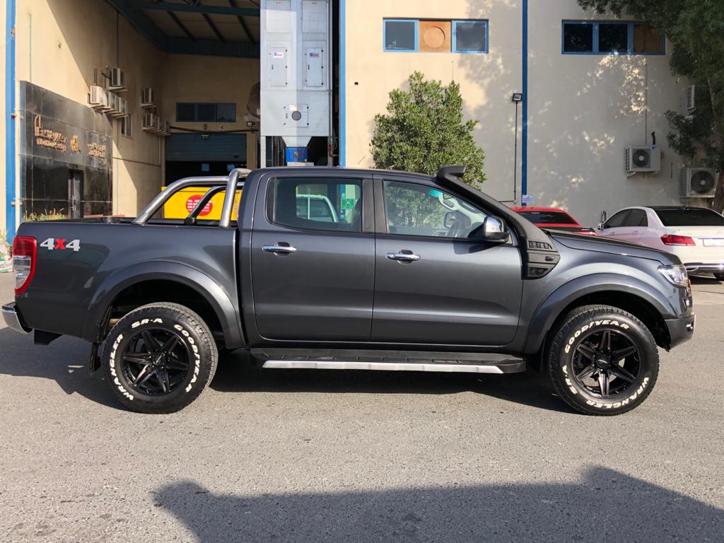 0646-FORD RANGER 3.2 AT PICK UP GREY