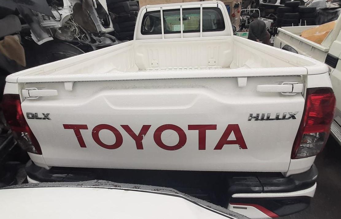 Kekurangan Toyota Hilux Olx Tangguh