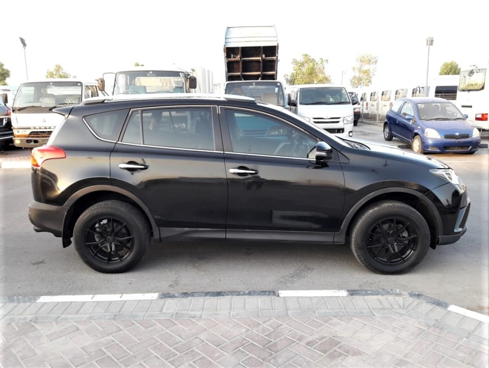 3400 - TOYOTA RAV4 2.5 AT SUV BLACK